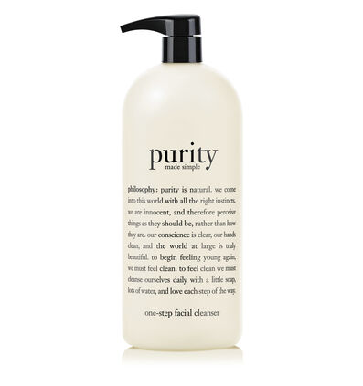philosophy, 32 oz. purity made simple