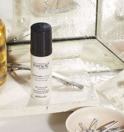 Anti-Wrinkle Miracle Worker + Line Correcting Moisturizer by philosophy #22