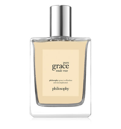 philosophy, pure grace nude rose spray fragrance
