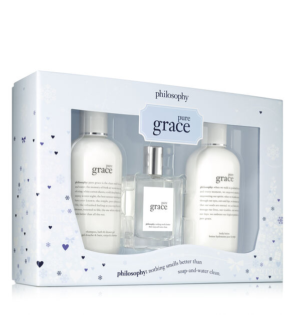 pure grace holiday set