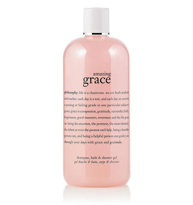 philosophy, amazing grace 16oz. shower gel