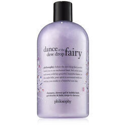 new for holiday!,dance of the dew drop fairy shower gel