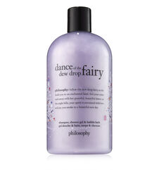 philosophy, dance of the dew drop fairy shower gel