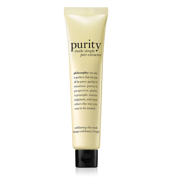 purity made simple pore extractor
