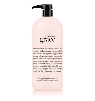 philosophy, amazing grace 32oz. shower gel