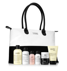 philosophy, philosophy tote + all our favorites