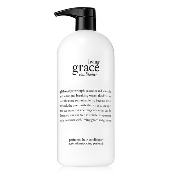 perfumed hair conditioner,amazing grace