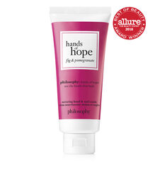 philosophy, fig and pomegranate hand cream