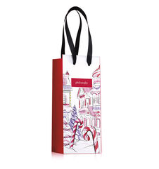philosophy, holiday gift bag