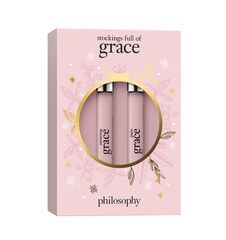 stockings full of grace 2-piece fragrance rollerball set