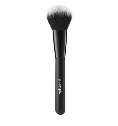 philosophy, purity made simple powder brush