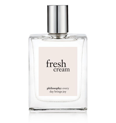 philosophy, fresh cream spray fragrance