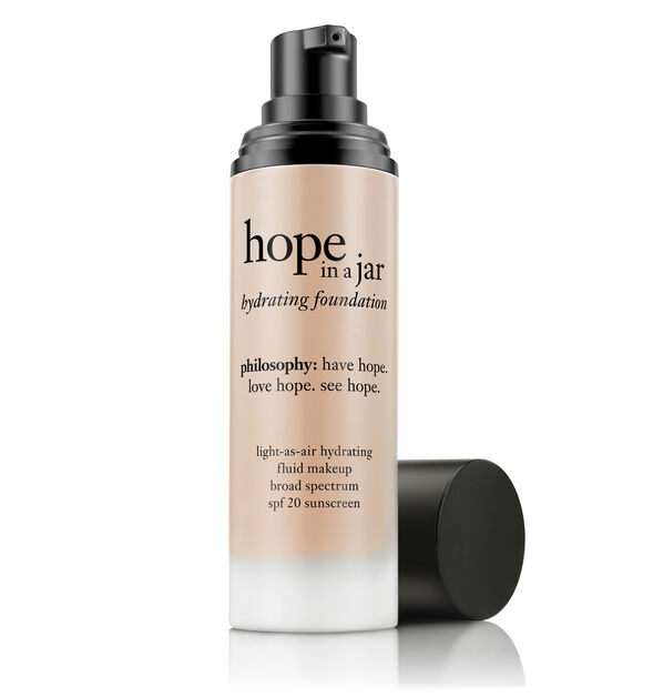 hope in a jar foundation