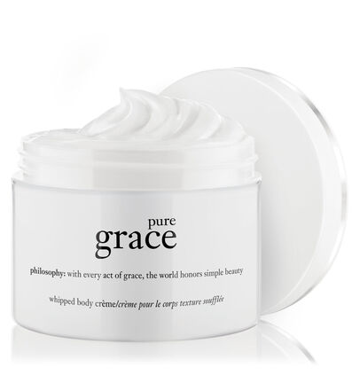 philosophy, pure grace 8 oz whipped body creme
