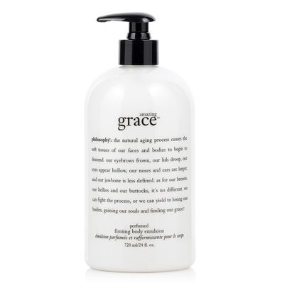 philosophy, amazing grace 24 oz body emulsion