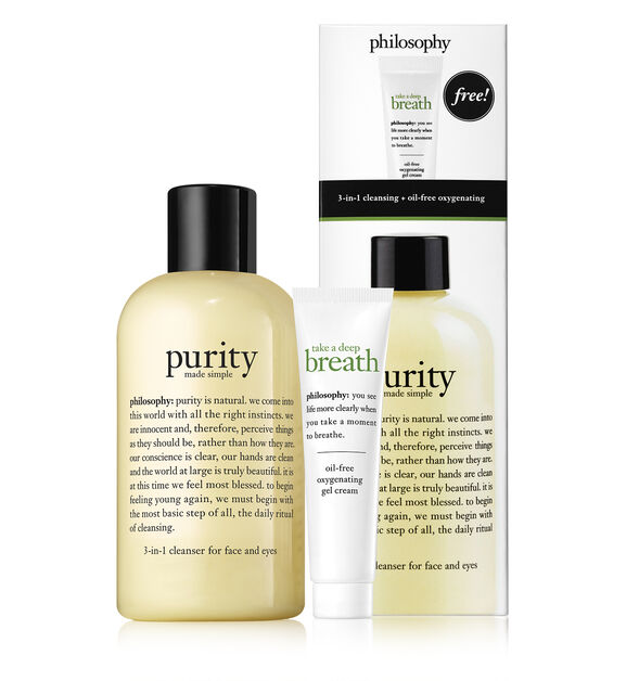 purity & take a deep breath duo