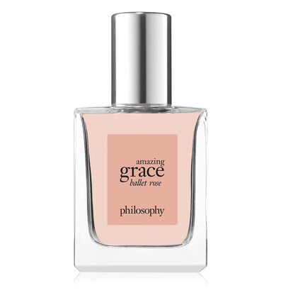 philosophy, amazing grace ballet rose spray fragrance, .5oz