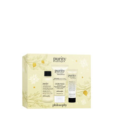 purity made simple 3-piece skin care set