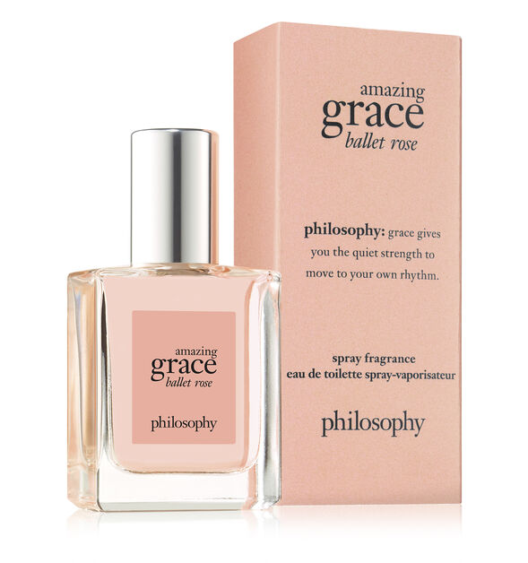 philosophy, amazing grace ballet rose