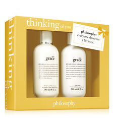 philosophy, thinking of you 2-piece pure grace set