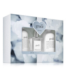 philosophy, pure grace 3-piece fragrance layering set