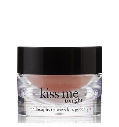 philosophy, kiss me tonight lip balm