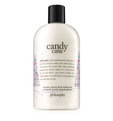 philosophy, candy cane shower gel