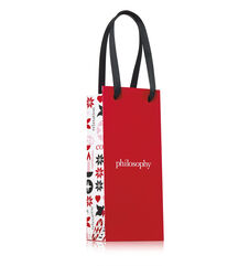 philosophy, shower gel gift bag