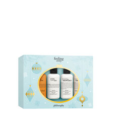 feeling cozy 4-piece bath & body set