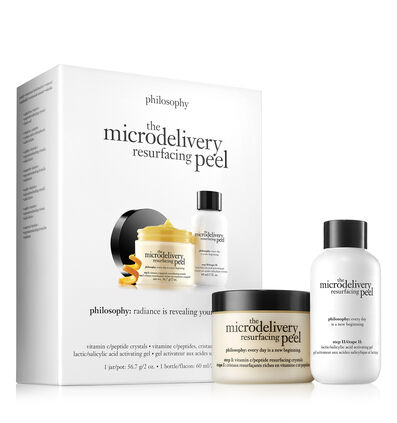 philosophy, purity and microdelivery peel duo