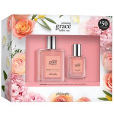 amazing grace ballet rose spray fragrance gift set