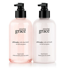 philosophy, amazing grace handcare duo