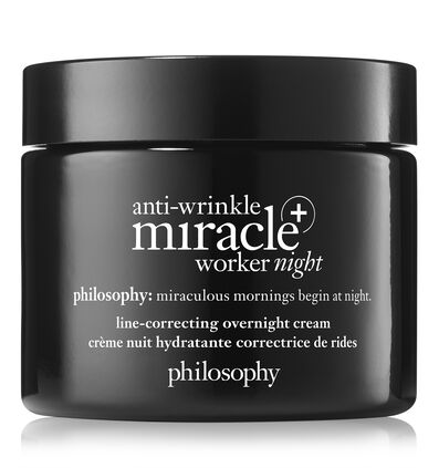philosophy, anti-wrinkle miracle worker+ night