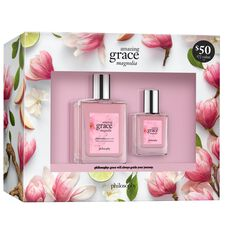 amazing grace magnolia spray fragrance gift set