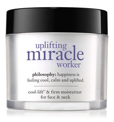 philosophy, uplifting miracle worker moisturizer