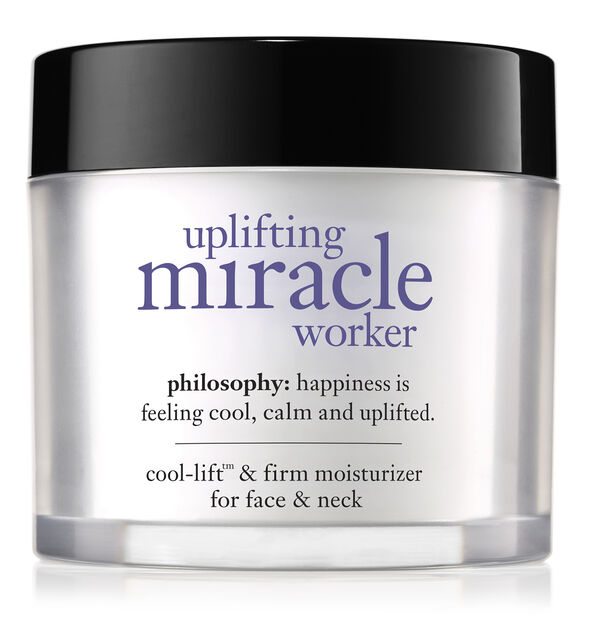 uplifting miracle worker moisturizer