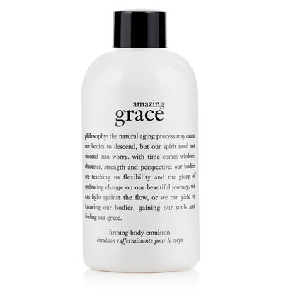philosophy, amazing grace 8 oz body emulsion
