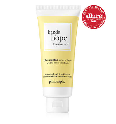 philosophy, lemon custard hand cream