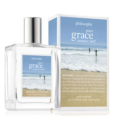 philosophy, pure grace summer surf