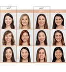 philosophy, renewed hope in a jar skin tint shade chart