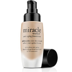 miraculous anti-aging liquid makeup spf 30,miracle worker
