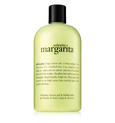 philosophy, senorita margarita shower gel