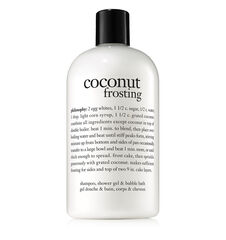 philosophy, coconut frosting shower gel