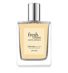 fresh cream warm cashmere eau de toilette