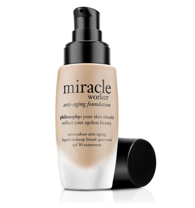 philosophy, miracle worker anti-aging foundation