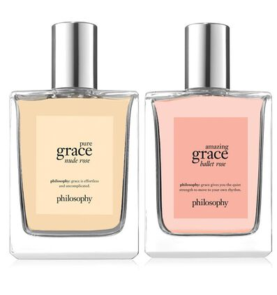 philosophy, grace roses
