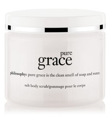 pure grace salt body scrub