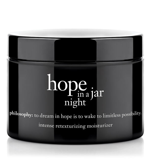 hope in a jar night