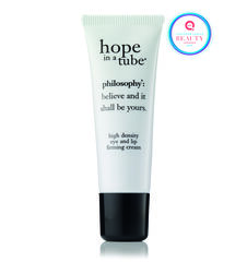 philosophy, hope in a tube