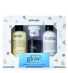 renewed hope in a jar ready. set. glow! trial set